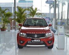 Suzuki Vân Đạo, bán Suzuki Grand Vitara đời 2016. Nhập khẩu nguyên chiếc tại Nhật Bản, hỗ trợ vay vốn trả góp giá 869 triệu tại Hà Nội