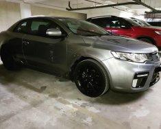 Cần bán lại xe Kia Cerato Koup năm 2010, màu xám, nhập khẩu nguyên chiếc, giá 440tr giá 440 triệu tại Tp.HCM
