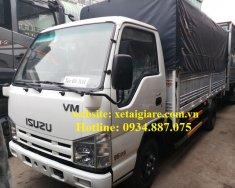 Bán xe tải Isuzu VM 3T5 thùng dài 4m3, trả trước 120tr nhận xe giá 445 triệu tại Tp.HCM