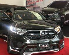 Honda Mỹ Đình bán Honda CR V bản L full option 2018, màu đen, nhập khẩu nguyên chiếc. LH: 0978776360 giá 1 tỷ 68 tr tại Hà Nội