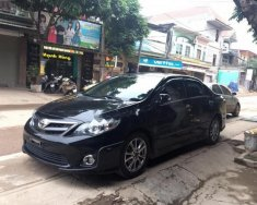 Bán Toyota Corolla altis 2.0 RS đời 2013, màu đen giá 635 triệu tại Hà Nội