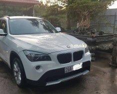 Chính chủ bán BMW X1 Drive 28i đời 2011, màu trắng giá 595 triệu tại Hà Nội
