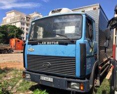 Xe tải cũ Veam Maz 5 tấn thùng kín sàn inox vách trong inox giá bèo giá 430 triệu tại Tp.HCM