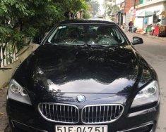 Cần bán gấp BMW 6 Series 640i Gran Coupe năm 2014, màu đen, xe nhập giá 2 tỷ 875 tr tại Tp.HCM
