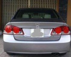 Cần bán Honda Civic đời 2007, màu bạc xe gia đình giá 295 triệu tại Lâm Đồng