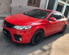 Cần bán gấp Kia Cerato Koup 2.0 đời 2010, màu đỏ, xe nhập giá 433 triệu tại Tp.HCM