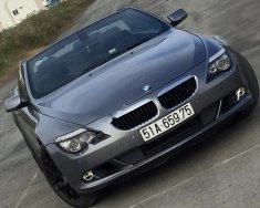 Bán BMW 6 Series 630i đời 2008, màu xám, nhập khẩu còn mới giá 1 tỷ 345 tr tại Tp.HCM