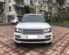 Bán xe Range Rover Autobiography LWB phiên bản dài, trắng nội thất da bò, 05 chỗ biển siêu đẹp giá 7 tỷ 290 tr tại Hà Nội