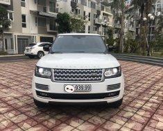 Bán ô tô LandRover Range rover autobiography LWB đời 2014, màu trắng, nhập khẩu chính hãng, chính chủ giá 7 tỷ 300 tr tại Hà Nội