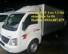 Bán trả góp xe tải nhẹ TMT Tata 1T2/1.2 tấn/1,2 tấn Tata Ấn Độ giá 260 triệu tại Tp.HCM