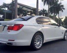 Bán BMW 7 Series 750Li đời 2009, màu trắng còn mới giá 1 tỷ 190 tr tại Tp.HCM