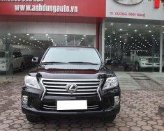 Lexus 570 sản xuất 2008, ĐK 2009, đã lên form 2013, biển Hà Nội giá 2 tỷ 750 tr tại Hà Nội