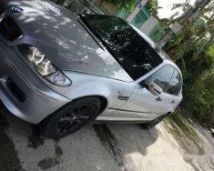 Cần bán lại xe BMW 3 Series 318i đời 2004, màu bạc giá 290 triệu tại Khánh Hòa