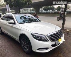 Bán ô tô Mercedes S400 đời 2016, màu trắng, nhập khẩu giá 3 tỷ 350 tr tại Hà Nội