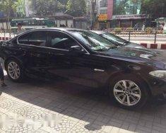 Bán xe BMW 5 Series 528i đời 2010, màu đen giá 1 tỷ 450 tr tại Tp.HCM
