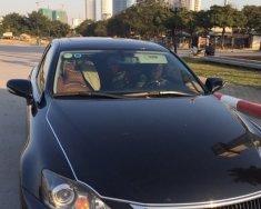 Bán ô tô Lexus IS250 đời 2012, màu đen, nhập khẩu chính hãng, chính chủ giá 1 tỷ 268 tr tại Hà Nội
