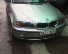 Cần bán lại xe BMW 3 Series 318i đời 2002, màu bạc số tự động giá 240 triệu tại Cần Thơ