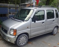 Bán ô tô Suzuki Wagon R+ R+ 1.0 MT đời 2007, màu bạc giá 120 triệu tại Tp.HCM