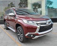 Cần bán xe Mitsubishi Pajero Sport AT đời 2018, màu đỏ, nhập khẩu nguyên chiếc giá 1 tỷ 260 tr tại Tp.HCM