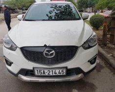 Chính chủ bán Mazda CX 5 2.0 AT sản xuất 2015, màu trắng giá 775 triệu tại Hải Phòng