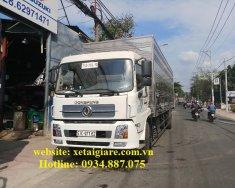 Đại lý bán xe tải Dongfeng 6.7 tấn (6t7) thùng siêu dài 9,3 mét tại miền Nam giá 725 triệu tại Tp.HCM