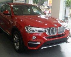 Bán BMW X4 đời 2018, màu đỏ, xe nhập giá 2 tỷ 700 tr tại Tp.HCM
