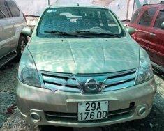 Bán xe Nissan Grand livina đời 2011, màu vàng  giá 198 triệu tại Hà Nội