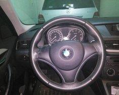 Bán BMW X1 sản xuất 2010, màu đen, nhập khẩu   giá 608 triệu tại Tp.HCM