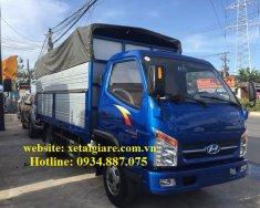 Bán xe tải Hyundai 2.4 tấn - 2T4 - 2,4 tấn đi vào thành phố giá tốt nhất giá 370 triệu tại Tp.HCM