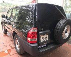 Cần bán xe Mitsubishi Pajero 3.0 V6 đời 2005, màu đen, nhập khẩu giá 355 triệu tại Phú Thọ