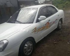 Bán xe Daewoo Nubira II 1.6 đời 2001, màu trắng, 118 triệu giá 118 triệu tại An Giang