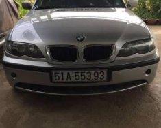 Bán BMW 3 Series 325i đời 2003, màu bạc xe gia đình, giá 239tr giá 239 triệu tại Tp.HCM