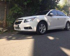 Cần bán lại xe Chevrolet Cruze 1.8LTZ đời 2014, màu trắng số tự động giá 450 triệu tại Tp.HCM