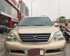 Bán Lexus GX470 đời 2007, nhập khẩu chính hãng giá 1 tỷ 360 tr tại Hà Nội