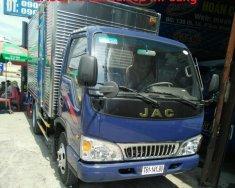 Xe tải Jac 2.4 tấn thùng bạt giá rẻ, hỗ trợ vay cao thủ tục đơn giản giá 295 triệu tại Tp.HCM