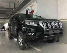 Bán ô tô Toyota Prado Prado 2018 sản xuất 2018, màu đen, nhập khẩu giá 2 tỷ 262 tr tại Hà Nội