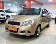 Cần bán lại xe Chevrolet Aveo LTZ đời 2015, màu vàng giá 385 triệu tại Hà Nội