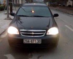 Cần bán lại xe Chevrolet Lacetti năm 2013, màu đen như mới, 310 triệu giá 310 triệu tại Hà Nội