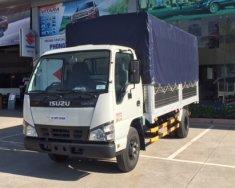 Xe tải Isuzu 1T9, thùng dài 4.3 mét, động cơ Isuzu mạnh mẽ giá 480 triệu tại Bình Dương