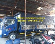 Giá bán xe tải Faw Hyundai 7.3 tấn - 7T3 thùng dài 6.3 mét lắp ráp VN giá 590 triệu tại Tp.HCM