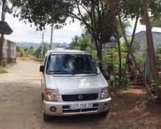 Bán Suzuki Wagon R+ đời 2003, màu bạc, xe nhập giá 134 triệu tại Bình Phước
