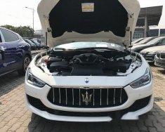 Auto bán Maserati Ghibli đời 2018, màu trắng, xe nhập giá 5 tỷ 234 tr tại Tp.HCM