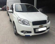 Cần bán Chevrolet Aveo LT 1.5 MT năm 2014, màu trắng, giá thương lượng giá 306 triệu tại Tp.HCM