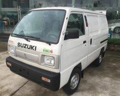 Bán Suzuki bán tải Van 2018 giá tốt, màu trắng, nhận thủ tục đăng kí, liên hệ ngay 0983489598 giá 285 triệu tại Hà Nội