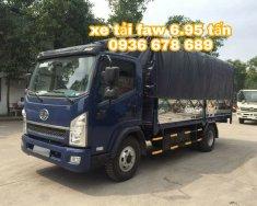 Xe tải FAW 6.95 tấn (xe tải faw 6,95 tấn) thùng dài 5m1, giá rẻ nhất thị trường giá 385 triệu tại Hà Nội