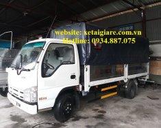 Bán xe tải Isuzu 3,49 tấn - 3T49 - 3.49 tấn thùng dài 4.3m hỗ trợ trả góp giá 430 triệu tại Tp.HCM