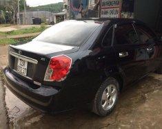 Cần bán gấp Daewoo Lacetti EX đời 2011, màu đen chính chủ giá 250 triệu tại Tuyên Quang