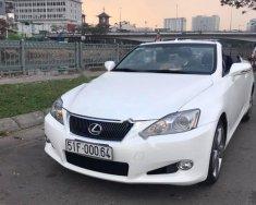 Cần bán xe Lexus IS 250C đời 2009, màu trắng, nhập khẩu xe gia đình giá 1 tỷ 215 tr tại Tp.HCM