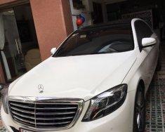 Cần bán lại xe Mercedes S400 đời 2017, màu trắng, xe nhập, chính chủ giá 3 tỷ 650 tr tại Tp.HCM