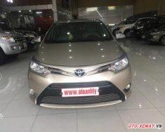 Bán Toyota Vios đời 2016, màu vàng, số sàn, giá 481tr giá 481 triệu tại Phú Thọ
